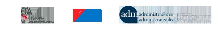 Gestoria Admonistrativa, API y Administrador de Fincas Logo
